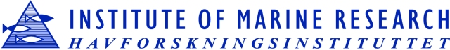 Institute of Marine Research (IMR) Norway Logo