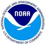 National Oceanic and Atmospheric Administration (NOAA) Fisheries Service USA Logo