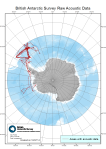 Raw acoustic data held by British Antarctic Survey (BAS).