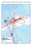 Raw acoustic data held for South Georgia by British Antarctic Survey (BAS).